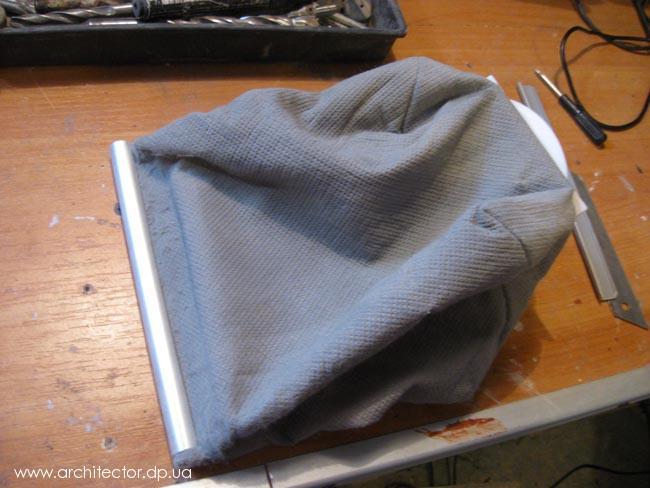 Как своими руками сделать мешок для пылесоса 604